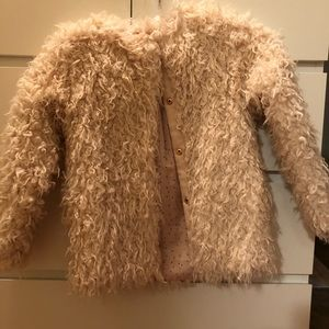 H&M new girl jacket.